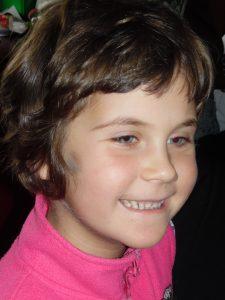 Smiling Girl